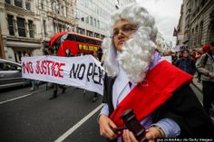 Lawyers Stage Historic Mass Walkout Over Drastic Legal Aid Cuts #legalaid #justice #barrister