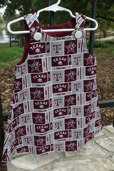 Texas A Aggies Classic Dress