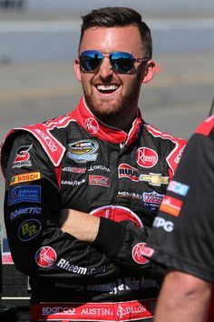 Austin Dillon Photos - Pocono Raceway - Day 2 - Zimbio Nascar Quotes f1592758d598
