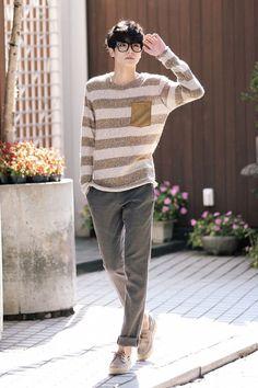 Mens Fashion Wear, Korean Fashion Men, Best Mens Fashion, Korean Street Fashion, Korean Men, Street Man Fashion, Korean Style, Mode Outfits, Fashion Outfits