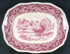 Lovely turkey platter via Nancy's Daily Dish