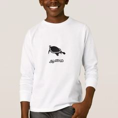 Shop ஆமை - Turtle in Tamil T-Shirt created by ZierNorShirt. Personalize it with photos & text or purchase as is! Black And White T Shirts, Hockey Girls, Cute Tshirts, Girls Shopping, Types Of Shirts, American Apparel, Casual Wear, Shirt Style, Fitness Models
