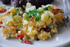 Fried Rice, Risotto, Potato Salad, Fries, Potatoes, Cooking Recipes, Vegetarian, Ethnic Recipes, Cookies