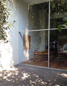 Studio Oink Lea Korzeczek Und Matthias Hiller (studiooink) Auf ... Glas Fassade Spiegelfassade Baumhaus