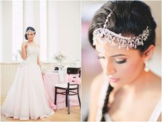 South Asian bride, wedding editorial inspired by classical Indian and European music and dance. ARTIESE Studios, One Heart Films, Ruby Refined Events Sangria Bridesmaid Dresses, Wedding Dresses, Trendy Wedding, Wedding Styles, Asian Cake, Best Wedding Colors, South Asian Bride, Wedding Day Inspiration, White Wedding Flowers