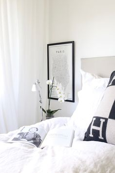 Homevialaura | modern classic home | white bedroom | everyday luxuries