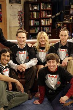 The Big Bang Theory. Me encanta esta serie altamente recomendable, BAZINGA!!