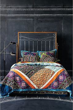 I just renewed my love for chalkboard walls with these illustrated trims and frames (and even floors) from Anthropologie's July Catalogue. Even the plug-ins are drawn in. So fun!