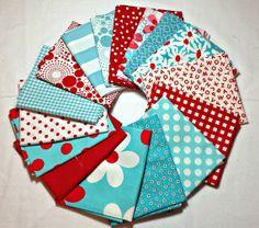 8 FQ Vntg Americana Stars Stripes Printed Muslin Cotton Quilt ... : quilt fabric bundles - Adamdwight.com