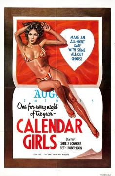 Young Seducers 3 (Blutjunge Verführerinnen 3. Teil, aka Calendar Girls) (1972, Switzerland)