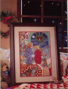 Atelier Colorido PX: Lindo quadro de Natal!