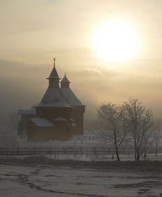 Russian Winter (Morning)