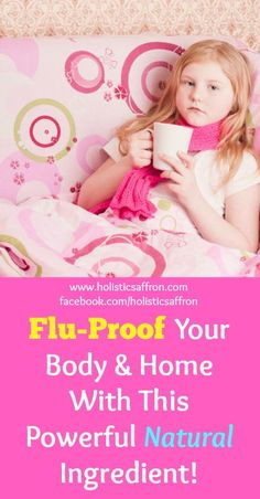 Flu-Proof Your Body & Home With This Powerful Natural Ingredient! #fluremedies #naturalfluremedies