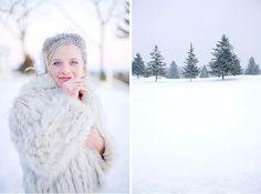 Something Blue   Maine Winter Wedding by Maine Seasons Events and Corbin Gurkin.