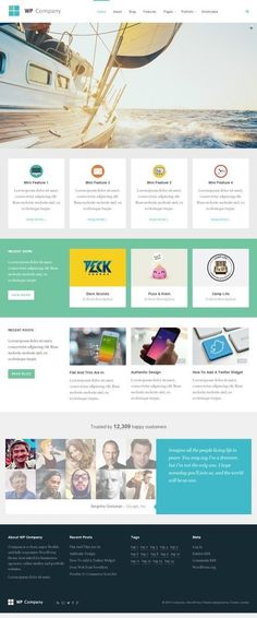 Company Review - Theme Junkie