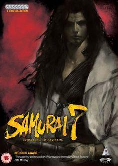 Samurai 7 Complete Collection