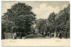 Acre-Lane-Brixton-Lambeth-c1905. London Postcard, Old London, Brixton, Old Photos, Ww2, Acre, Knowledge, England, Outdoor