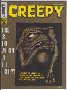 Creepy #20 (Issue)