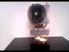 ThermoElectric Generator powered by a Candle