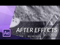 How To Get The Security Cam Look in After Effects - Tutorial - YouTube After Effect Tutorial, Creative Suite, Video Film, After Effects, Photography And Videography, Motion Graphics, Filmmaking, Adobe, Photoshop