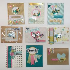 Golden Goddess Designs: We R Memory Keepers Fuse tool HSN card kit
