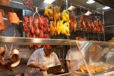 Hong Kong Food Tour: Central and Sheung Wan Districts