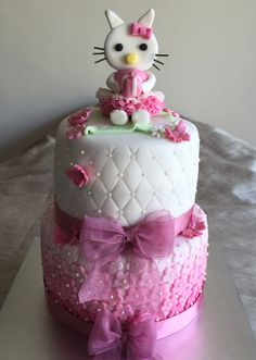 Hello Kitty !  By Buttercups Cupcake co Eastbourne