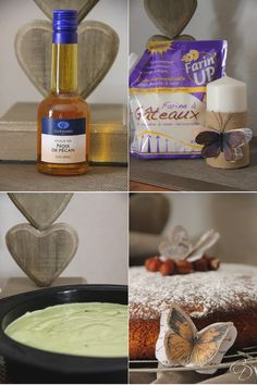 moelleux2 Baby Love, Wine, Drinks, Food, Pistachio Cake, Pistachios, Walnut Oil, Drinking, Beverages