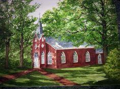 Churches of Mathews Co., VA