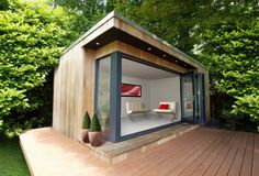 Forget the granny flat....Office in your backyard anyone?