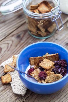 Granola, Cereal, Paleo, Baking, Breakfast, Food, Morning Coffee, Bakken, Essen