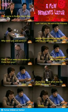 Drake and Josh. I miss this show! Old Tv Shows, Best Tv Shows, Best Shows Ever, Favorite Tv Shows, Funny Quotes, Funny Memes, Hilarious, Funny Cartoons, Funny Gifs