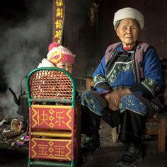 Miao minority in Hunan