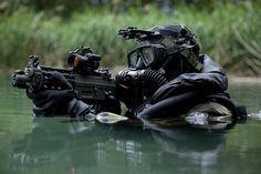 Special Forces Combat Diver