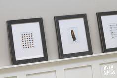 Feather, Arrow and Polka Dot Free Printables