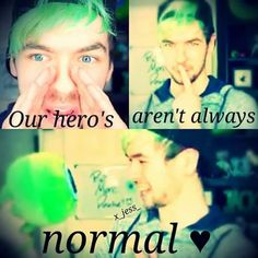 Jess-music: He might not be normal, but he is my inspiration...