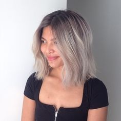 27 Impossibly Pretty Reasons To Go Gray This Summer