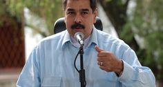 """Maduro pide aplicar """"mano dura"""" a venezolanos implicados en el caso Odebrecht"""