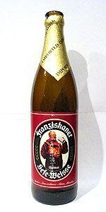 Franziskaner Hefe-Weisse Dunkel is a Dunkelweizen style beer brewed by Spaten-Franziskaner-Bräu in München, Germany.