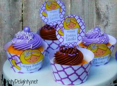 Mighty Delighty: Rapunzel Princess Party