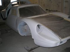 My 904 replica build thread . - Page 2 Porsche 904, 356 Speedster, My Signature, Building, Cutaway, Buildings, Construction