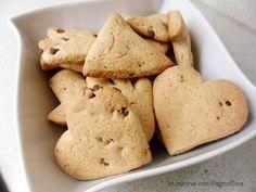 Biscotti deliziosi senza uova e burro.