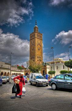 Casablanca, Maroc  - Maroc Désert Expérience tours http://www.marocdesertexperience.com