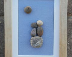 Pebble Art Family / Rock Art Family family of by CrawfordBunch