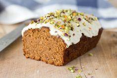 Vegan carrot cake with delicate frosting - recipe hereFollow for  Mein Blog: Alles rund um die Themen Genuss & Geschmack  Kochen Backen Braten Vorspeisen Hauptgerichte und Desserts