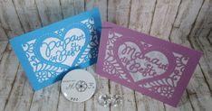 Zum Vater- und Muttertag gibt es eine tolle Karte.              Die Karten findet ihr bei MiriamKreativ .     Hier findet ihr Ihren Blog...