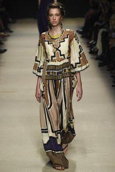 Alberta Ferretti Spring 2016. See every look on Vogue.com