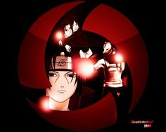 Dream to be a Uchiha right?