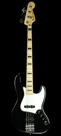 Weapon of Choice: Geddy Lee Signature Fender Jazz Bass. The slim neck makes it easy to navigate and the tone is fantastic! Fender Bass Guitar, Leo Fender, Fender Guitars, Piano, Jaco Pastorius, Geddy Lee, Guitar Collection, Beautiful Guitars, Playing Guitar