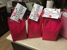 Daycare teacher valentines
